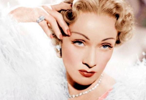 Марлен Дитрих секреты красоты